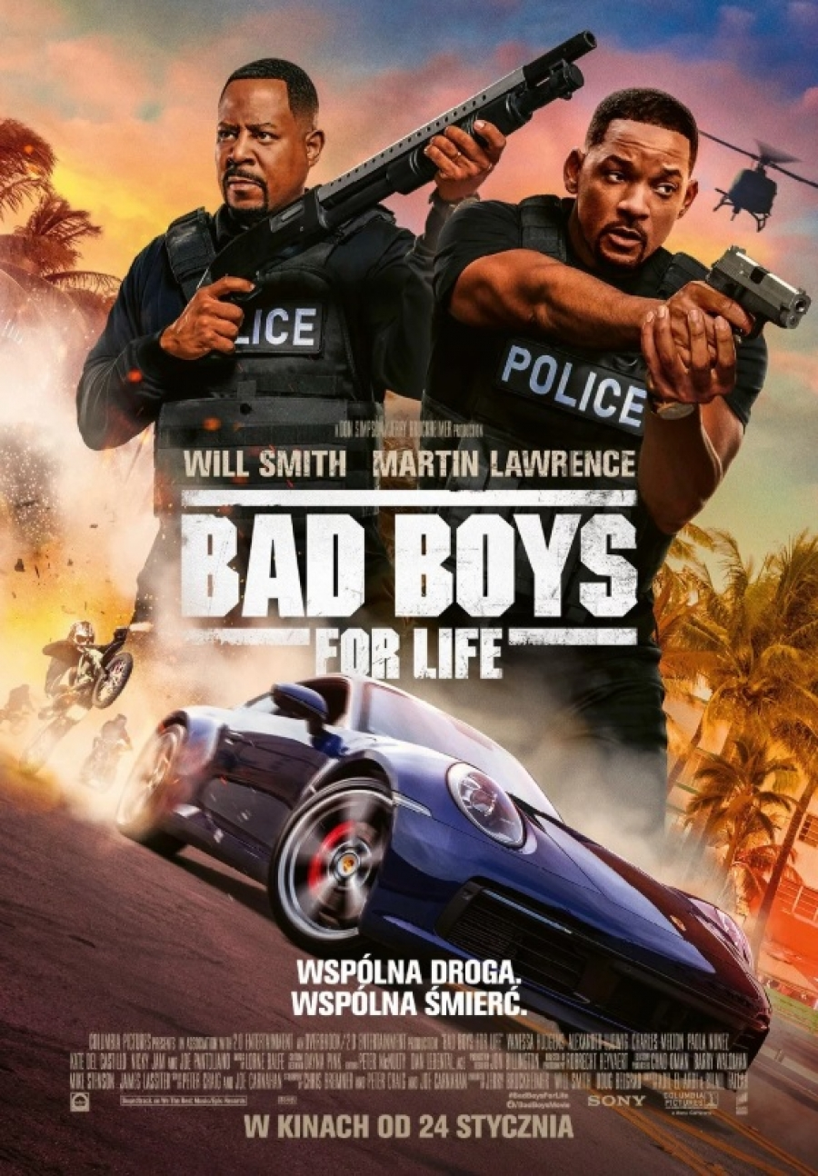 """Bad Boys For Life"" (napisy, 2D)"